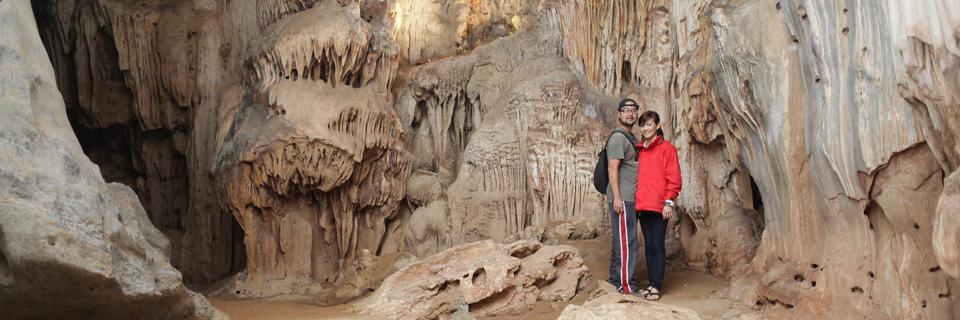Dong Phong Nha Caves, Hue